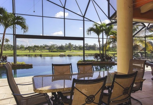 House in Fort Myers - Golf Residence