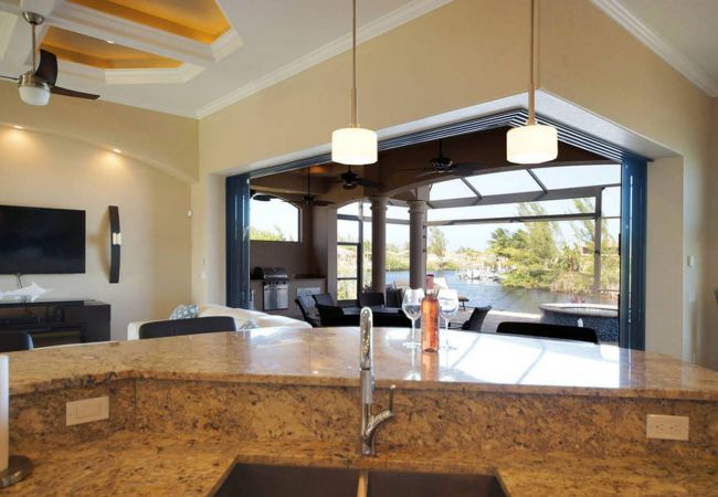 House in Cape Coral - Blue Moon