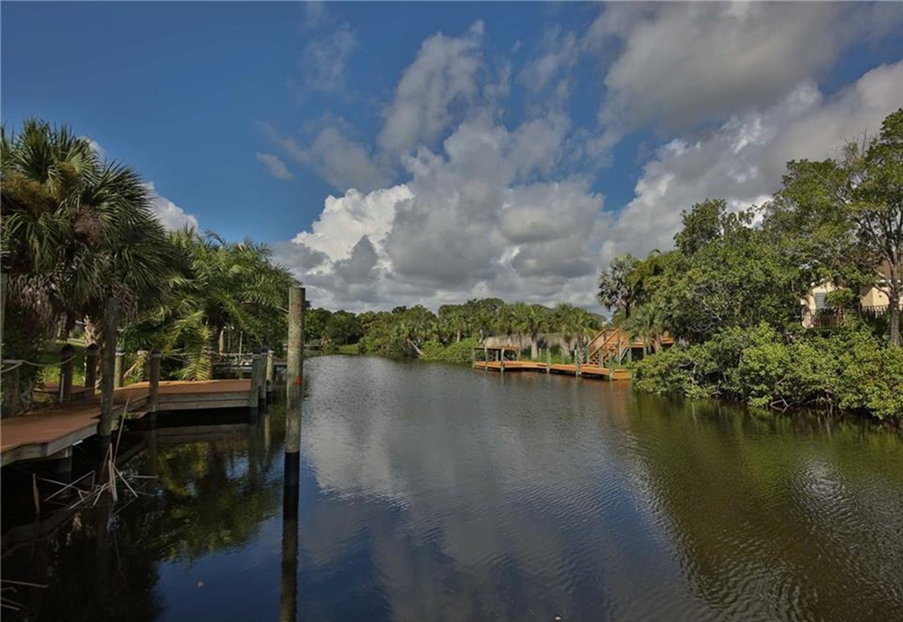 Moody River Houses In North Fort Myers